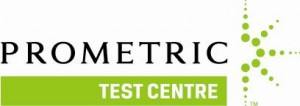 Prometric Test Centre Logo Small